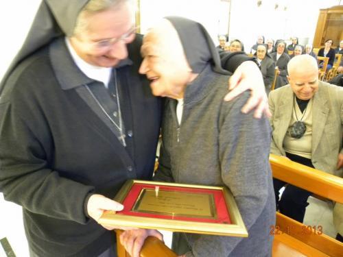 100 Anni sr Concettina Giurdanella